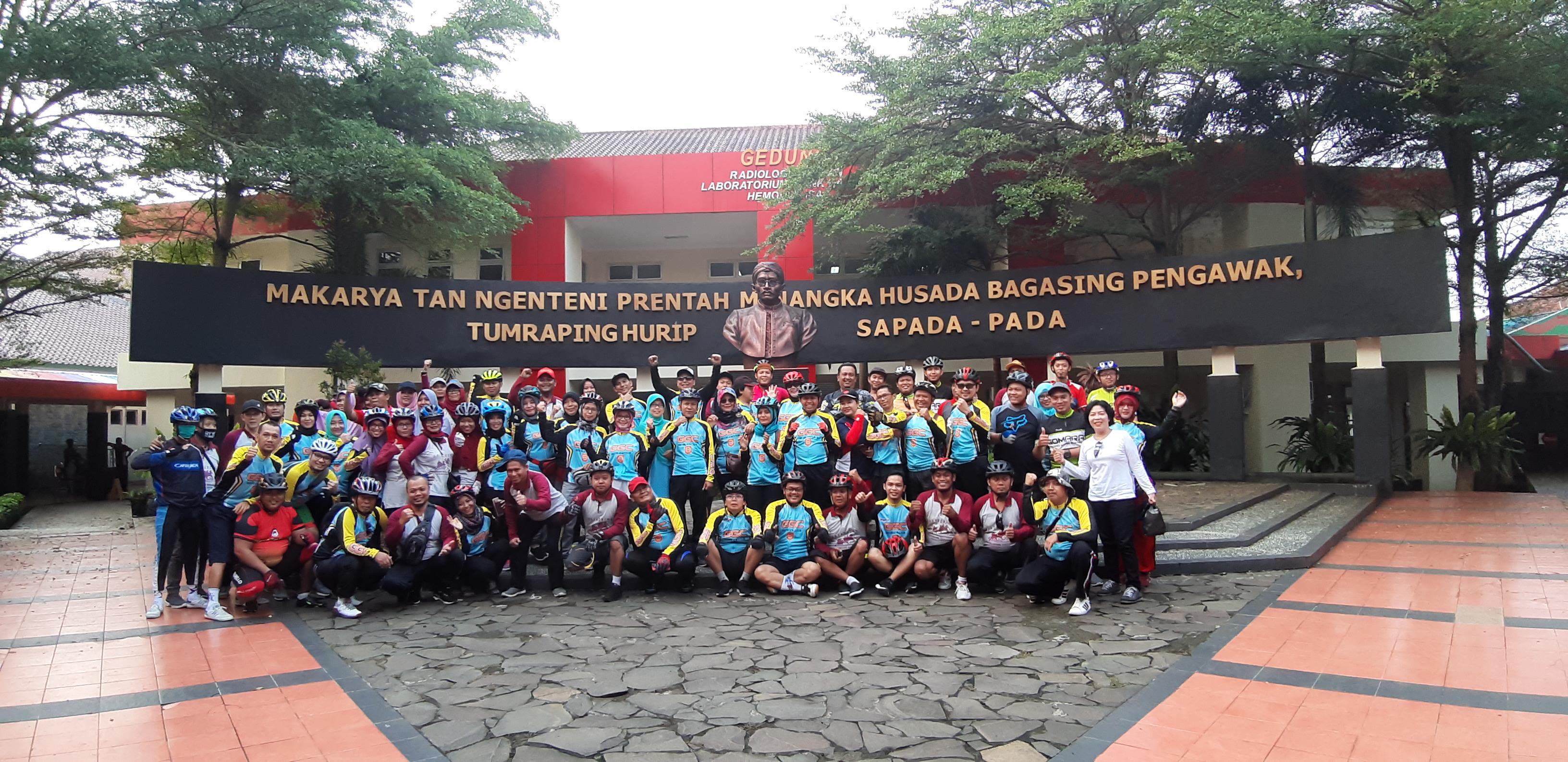 Goeteng Gowes Club RSUD dr. R. Goeteng Taroenadibrata Purbalingga