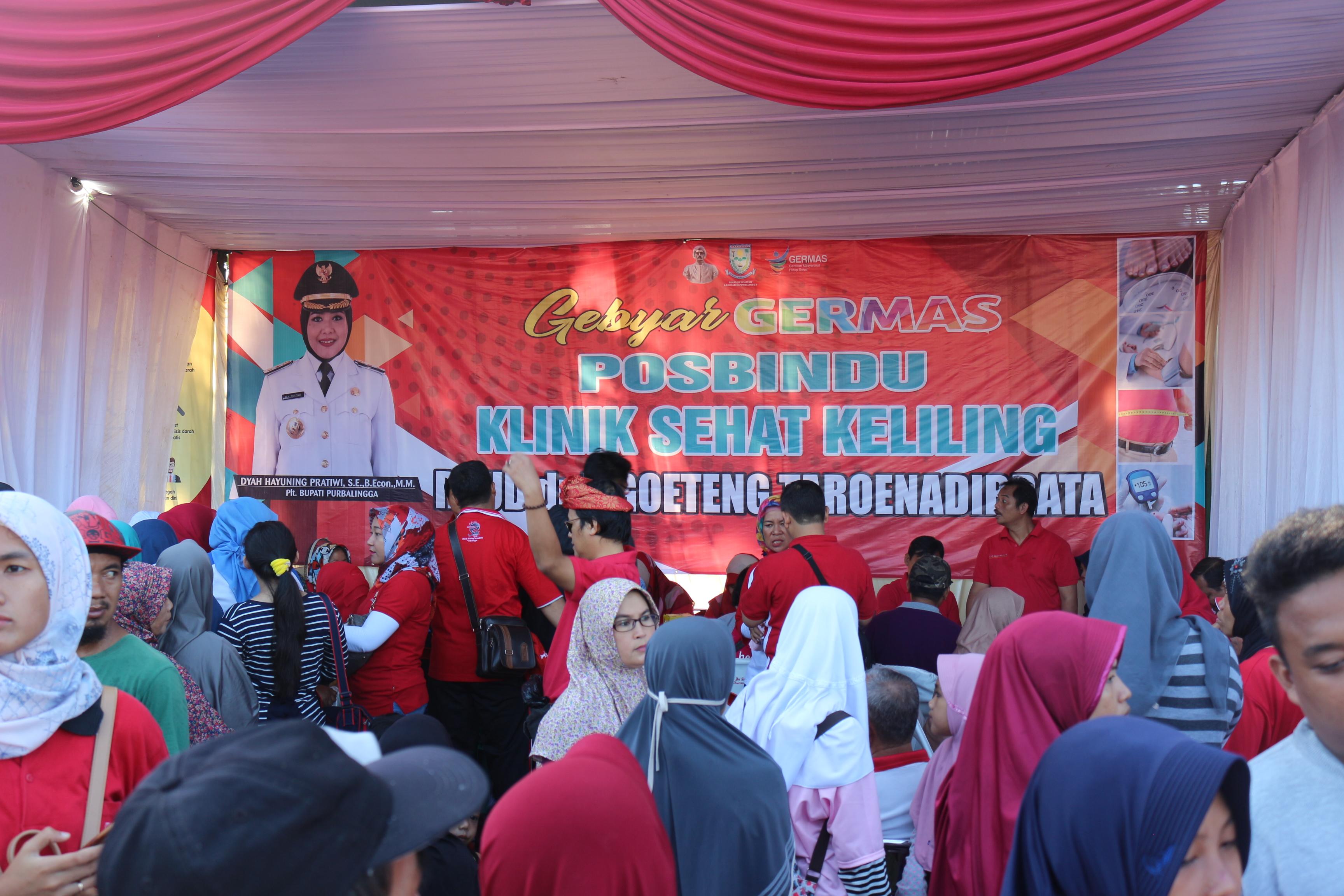 Germas Tingkat Kabupaten Purbalingga