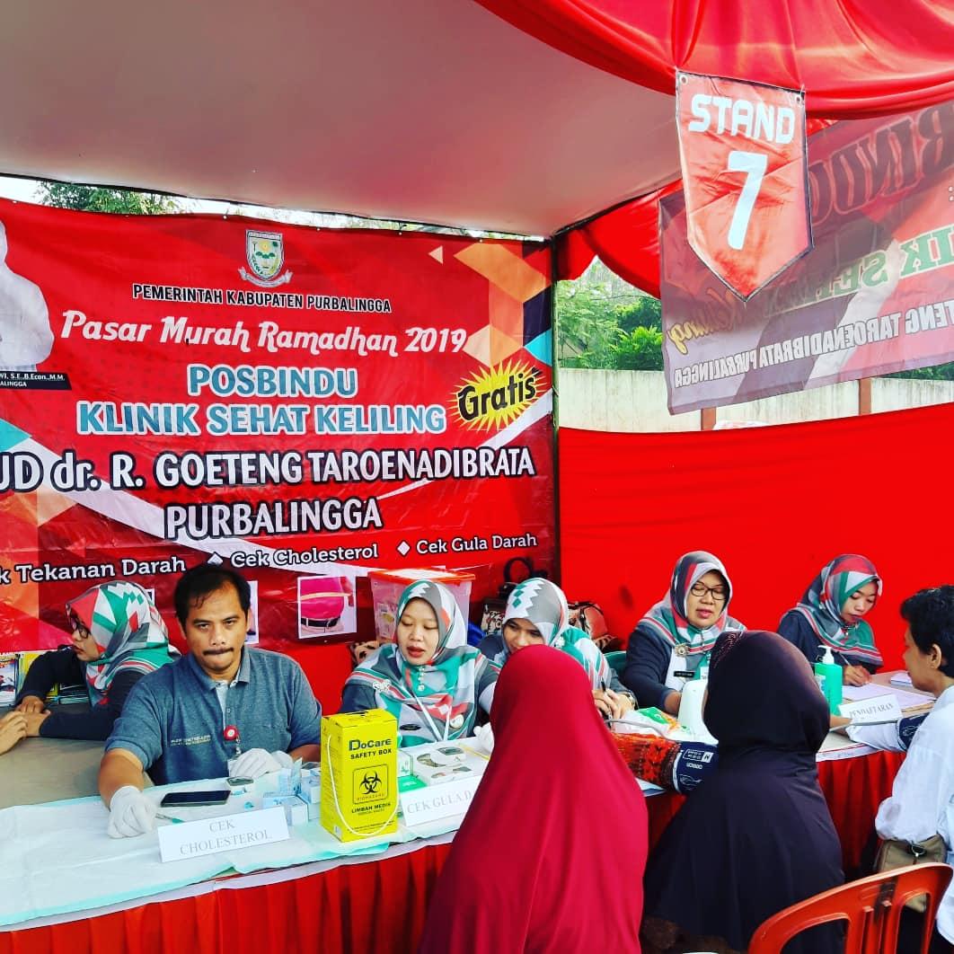 Pasar Murah Terakhir di bulan Ramadan