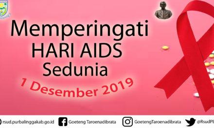RSUD MEMPERINGATI HARI AIDS