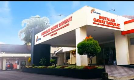 Instalasi Gawat Darurat  RSUD dr. R. Goeteng Taroenadibrata Purbalingga  Aman dari COVID-19