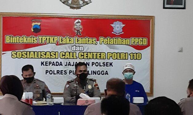 Pelatihan Penanganan Pertama Gawat Darurat dan Soliasi Pelayanan RSUD dr. R. Goeteng Taroenadibrata